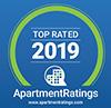 Apartment Ratings 2019 award badge
